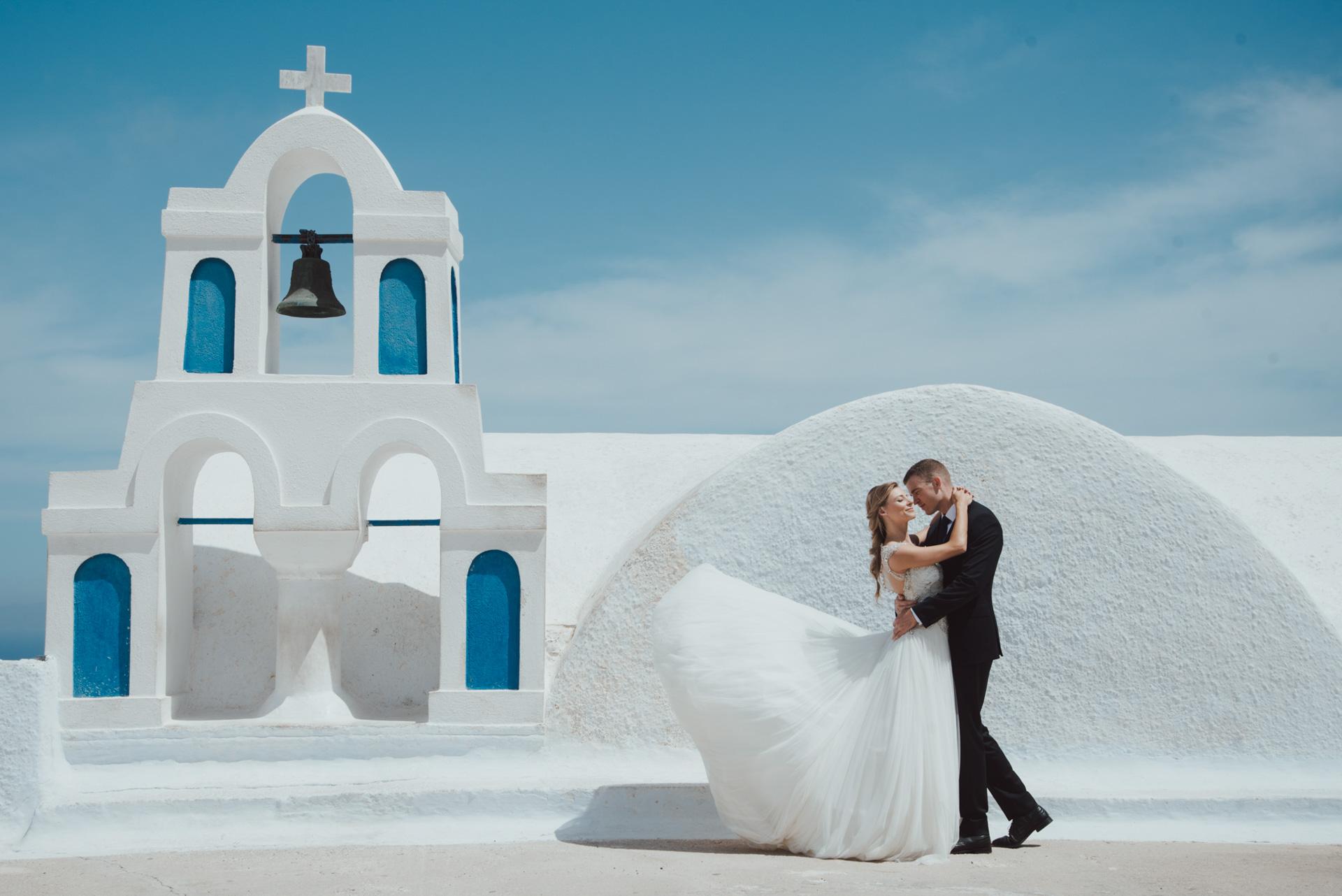 Wedding Photographer Santorini | Mykonos | Thessaloniki